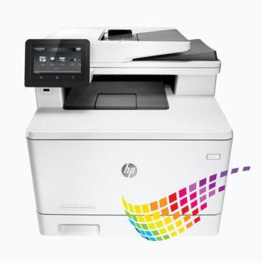 Hewlett Packard M377dw