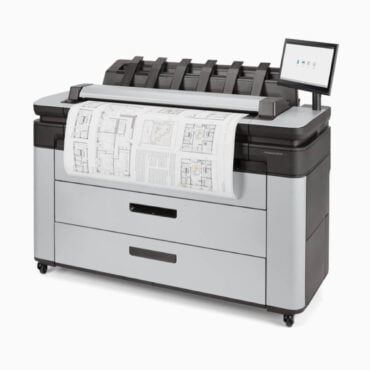 HP Designjet XL 3600 Series